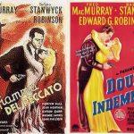 """Capolavori senza tempo: LA FIAMMA DEL PECCATO"""", di Billy Wilder, 1944"""