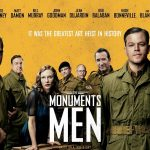 """MONUMENTS MEN"", regia di George Clooney, USA, Germania, 2014"