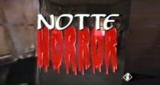 Sigla Notte Horror