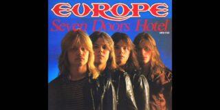 """Gli Europe omaggiarono il film nel brano """"Seven doors hotel"""""""
