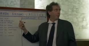 Ragionier Fonelli, nel quarto episodio della saga di Fantozzi