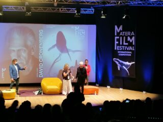 david cronenberg Matera body horror